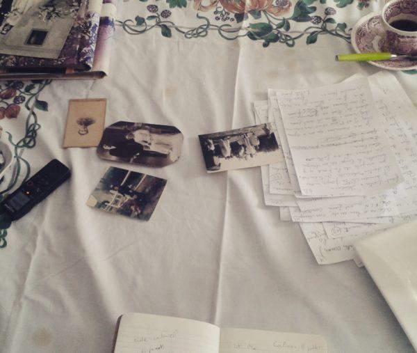 Écrire sa biographie – Deuxième étape : les entretiens