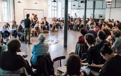 Journée Livre et développement durable au forum Mobilis