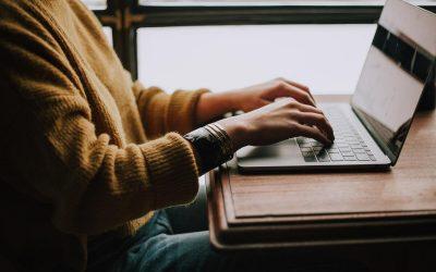 Écrire sa biographie – Quatrième étape : la rédaction