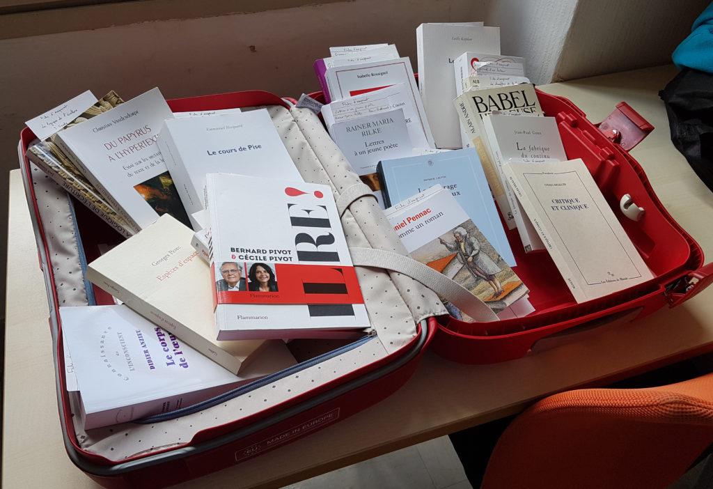 bibliographie atelier d'écriture nantes