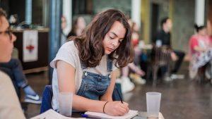 Hélène Batiot écriture