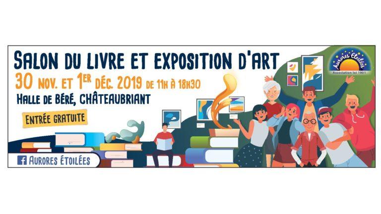 Salon du livre de Châteaubriant