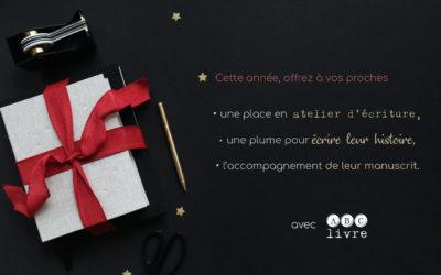 Offrez des bons cadeaux ABClivre à Noël !