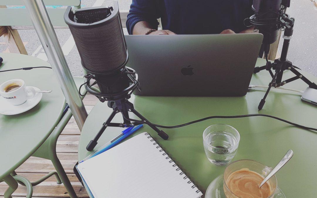 Podcast Il était une fois Hélène Batiot