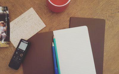 Comment écrire son récit de vie ?