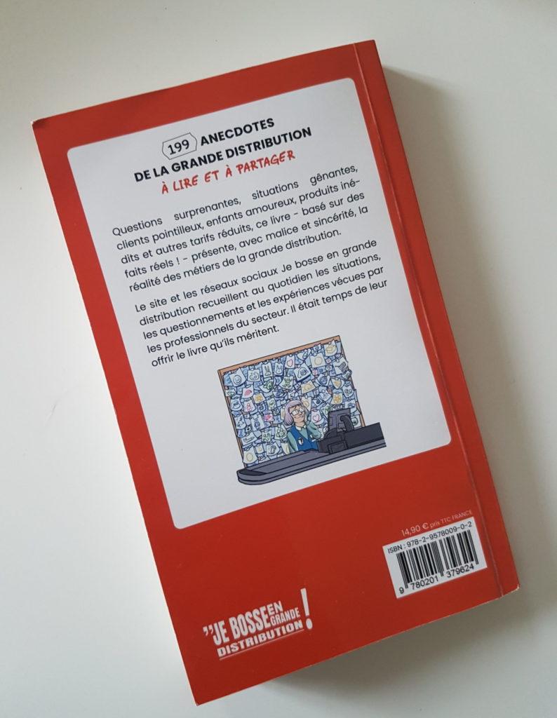199 anecdotes en grande distribution résumé