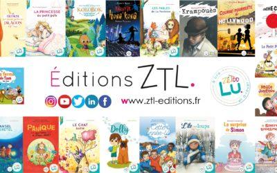 Rencontre avec Sandra, les éditions ZTL